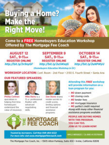 FREE Homebuyer Workshops!